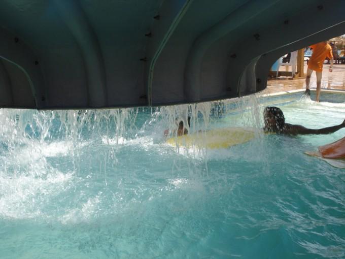 Как попасть в аквапарк самим